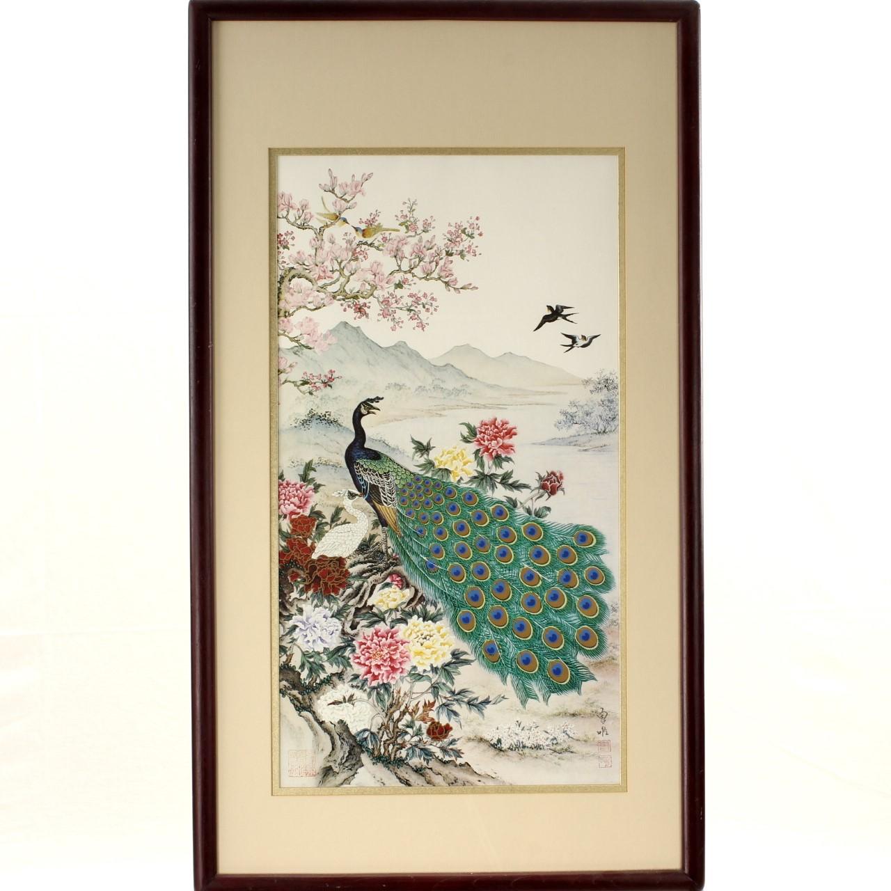 Wei Tseng Yang, Lithograph,