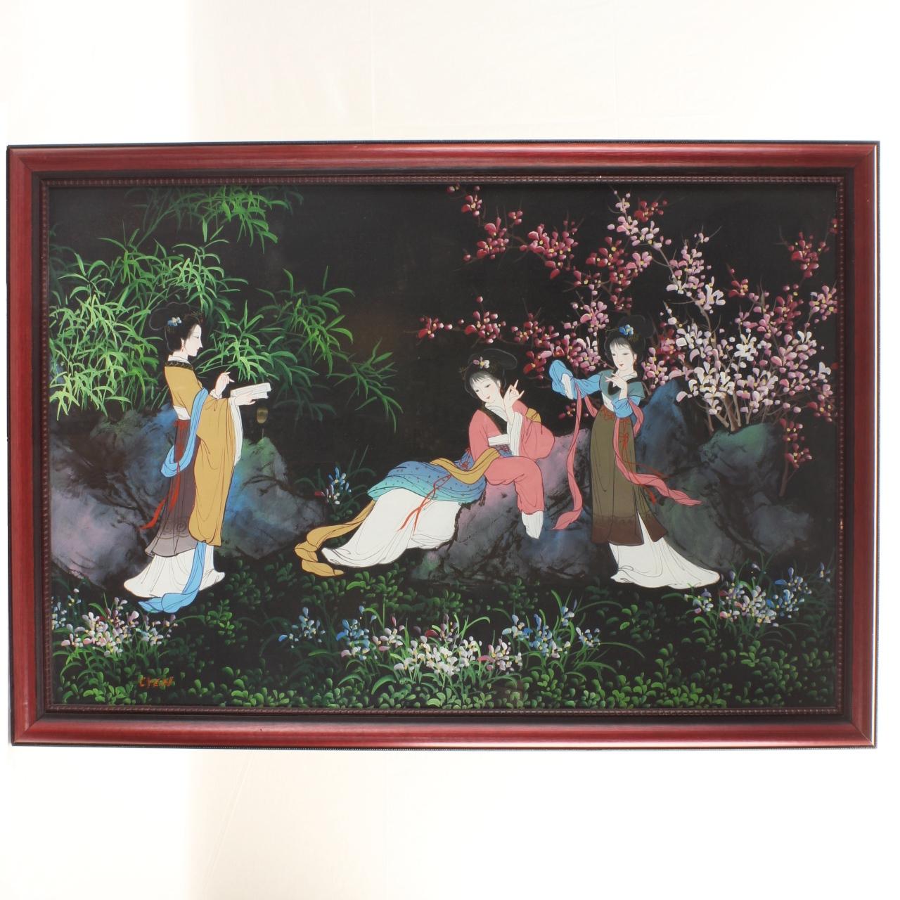 Zhou Chen, Giclee,